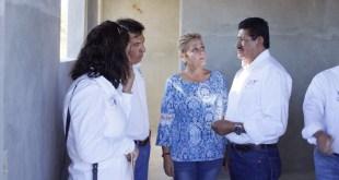 Alcalde de La Paz entrega apoyos al sector agropecuario, agrícola y pesquero en beneficio de 148 familias