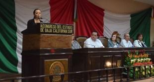 Marisela de la Toba Camacho convoca a la Solidaridad de los Sudcalifornianos