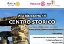 Il Rotaract alla riscoperta del centro storico