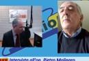 Ospedale Covid ad Acri, intervista all'on. Pietro Molinaro