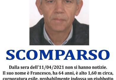 Ancora nessuna notizia di Francesco Conforti