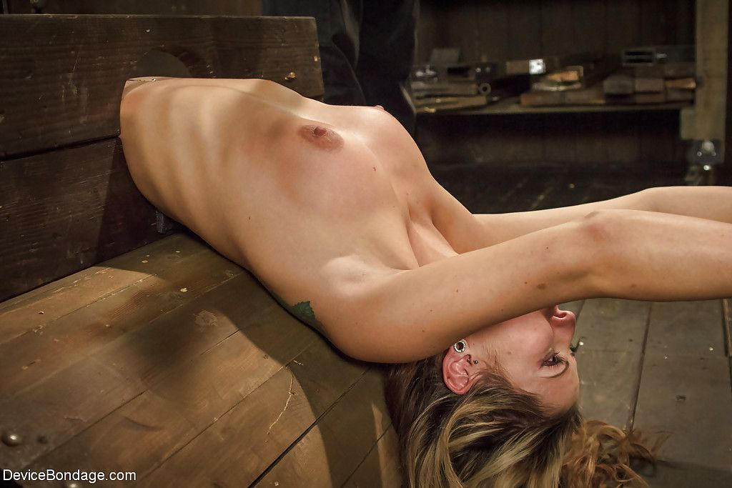 Bondage rack stretched  28 New Sex Pics