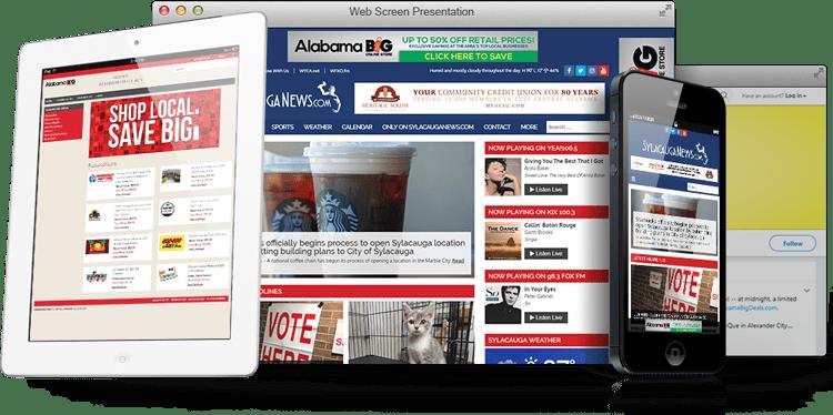 RadioAlabama Digital Marketing