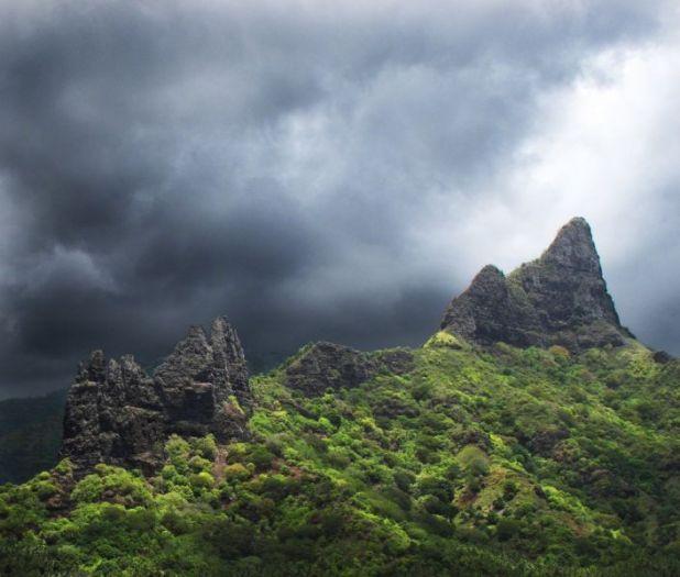 Nuku Hiva Island Marquesas Islands FO/JI1JKW