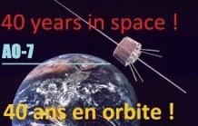 40 ans AO-7