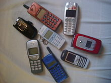 -Cellphones