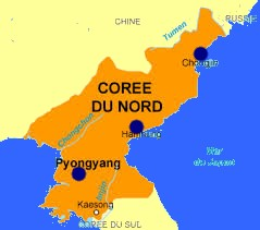 Coree-du-Nord