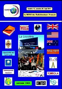 La Revue Radioamateurs France RAF 12-Semaine 38-2017