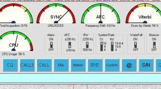 Mode ROS pour radioamateur