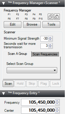 Frequency Manager Suite Plugin for SDR# | Radioamateurs France