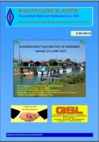 Bulletin National Hebdomadaire ANRPFD S30 du 22072015