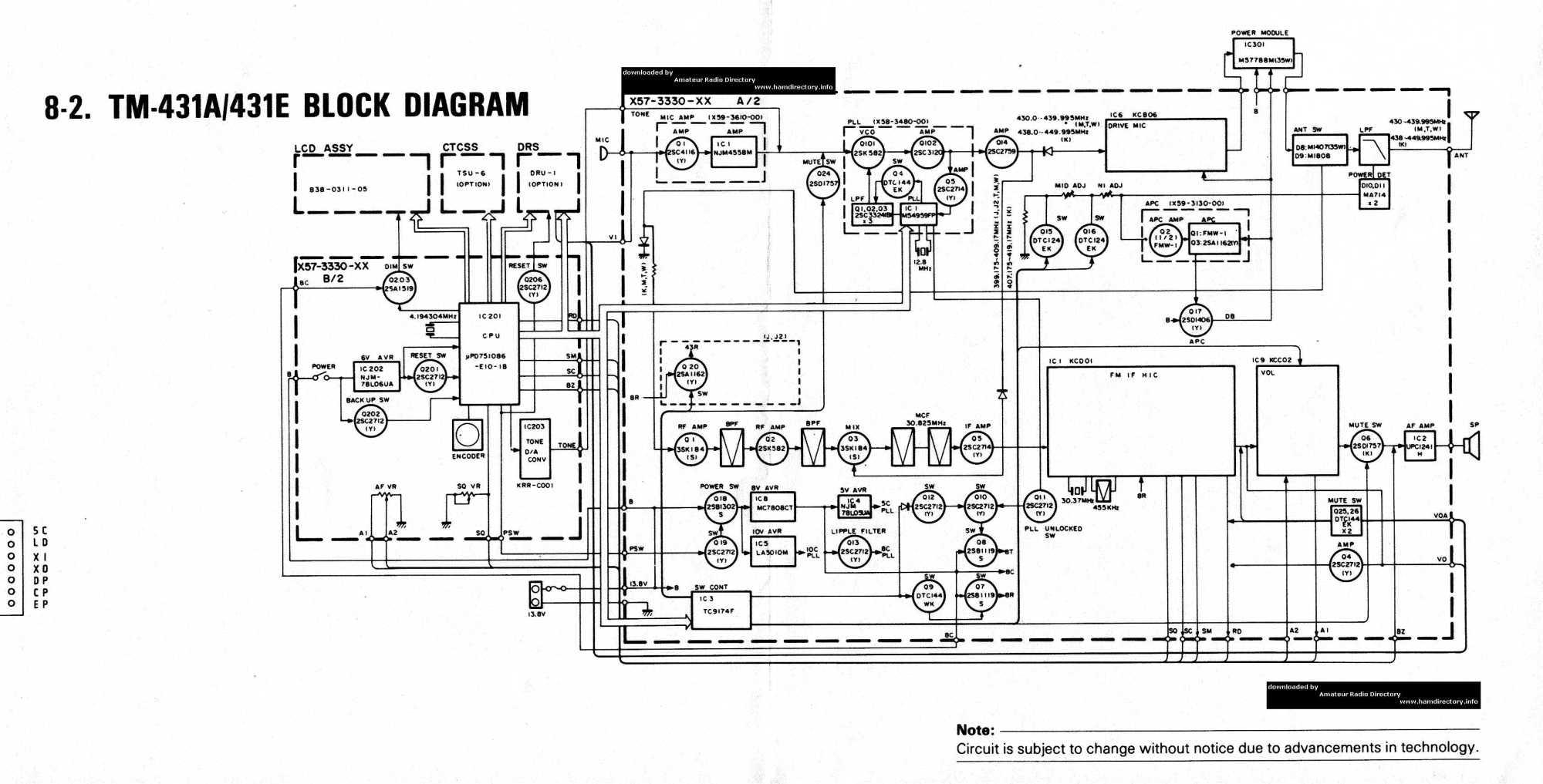 hight resolution of kenwood mc 42s mic wiring diagram kenwood tm 261 schematic diagram kenwood mic wiring diagram in