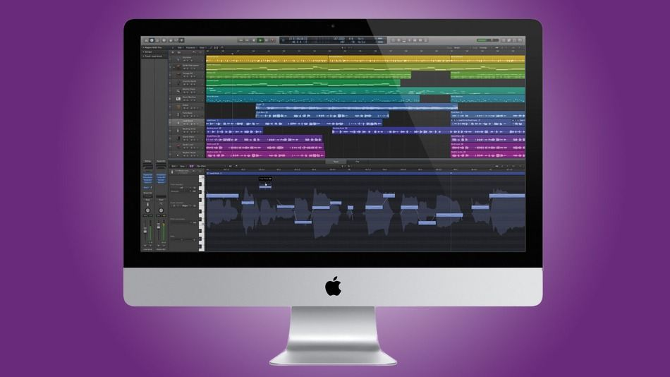 logic pro x with gradient Workshop su Logic Pro X al MacDays nellambito delAppDays 2014