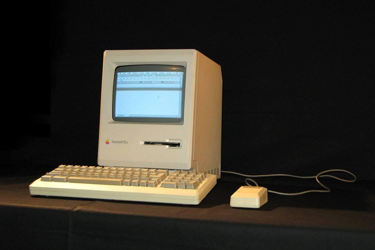 MacIntosh Plus img 1317 1200x800 B2Mac allAppDays con un una mostra di Mac storici e talk