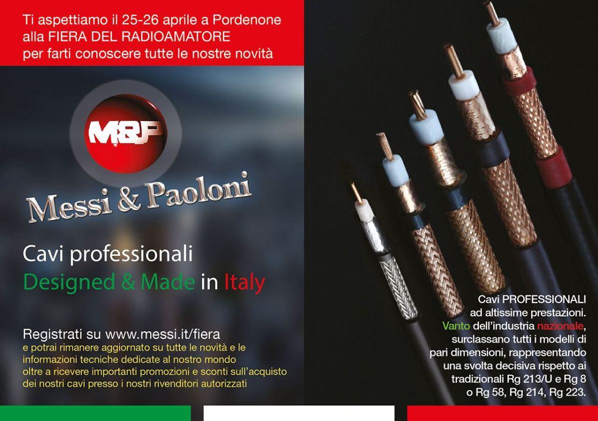 Messi Paoloni 1200x845 Anche Messi & Paoloni a Radioamatore 2015