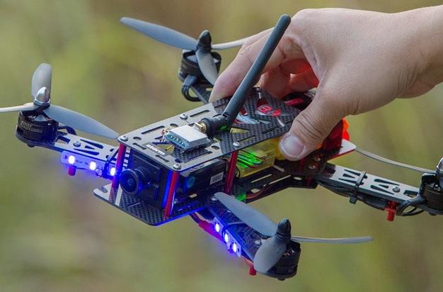 %name Ritornano i droni alla Fiera del Radioamatore