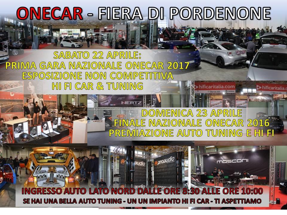 PN ONECAR 1 Hi Fi Car e Tuning