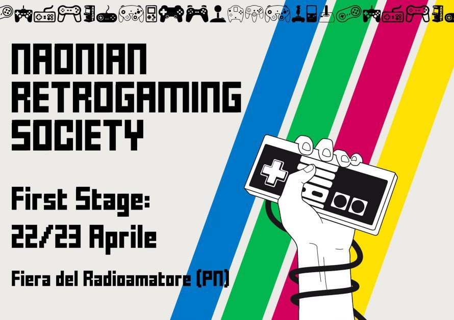 17310984 735515729960200 1128111416649461483 o 890x629 Naonian Retrogaming Society / First Stage