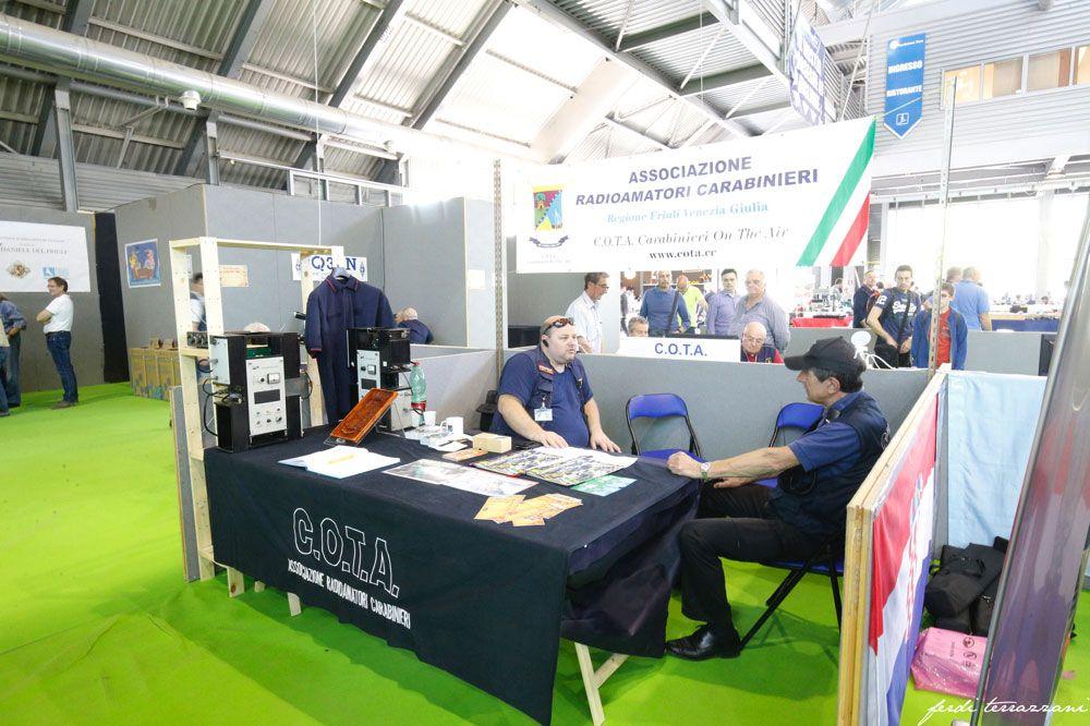 Radioamatore Fiera Pordenone 2018 3 Comunicato stampa Radioamatori per la fiera 2019
