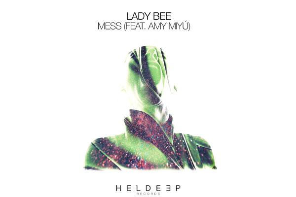 "Lady Bee ""Mess"" | Heldeep Records ile ilgili görsel sonucu"