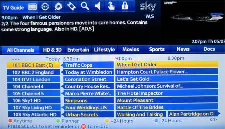 Satellite TV  Sky Digital and Freesat Explored  Radio