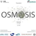 Invitation to Osmosis