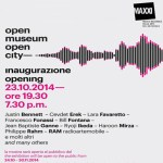 Invitation to MAXXI