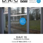 Invitation to DAC Parigi