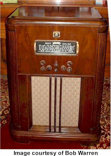 Radio Attics Archives  EH Scott Phantom Deluxe
