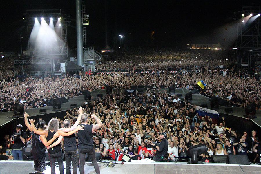 Metallica e Faith No More a Milano a giugno  Radio Bruno