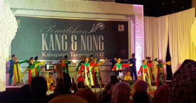 Serunya Grand Final  Kang & Nong Kabupaten Tangerang 2017