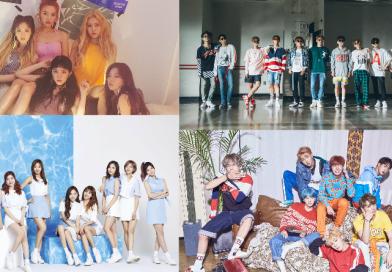 Peringkat Reputasi Brand Girlgroup dan Boygroup Untuk Bulan September Telah Di Rilis!