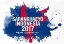Saranghaeyo Indonesia 2017