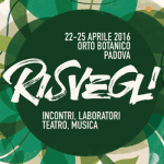 Risvegli, la primavera scientifica in Orto Botanico