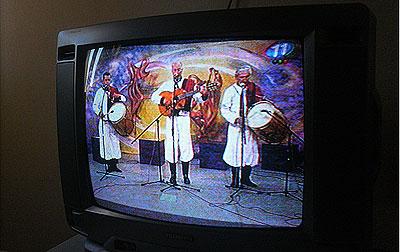 Los de Cafayate en el programa de Oscar Humacata, este domingo