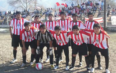 Formación del último campeón San Isidro