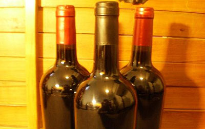 Muestras de vinos que se reciben para Vinandino 2009
