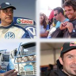 Los favoritos para ganar el rally Dakar