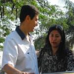 Biella eligió a Vargas para diputada y causó un sismo en la UCR