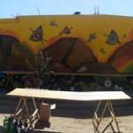 Pintaron el Mural del Barrio San Isidro