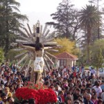 La Fiesta del Milagro también se vivió en Cafayate