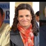 Finalmente pudieron jurar los senadores nacionales de Salta