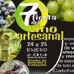 Se presentará la Fiesta del Vino Artesanal