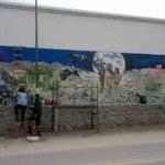 Cafayate luce su Mural Nº 11