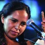 Mariana Carrizo llevó la copla vallista a Perú