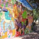 Cafayate luce un nuevo Mural