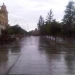 Las lluvias de febrero acumularon 56,13 milímetros