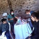 Asistencia odontológica en Tolombón y Yacochuya