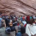 Colorida celebración de los 25 años del Concierto en la Montaña