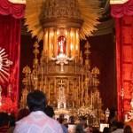 El sábado entronizarán las imágenes del Señor y la Virgen del Milagro